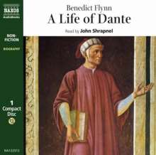 Flynn,Benedict:A Life of Dante (in engl.Spr.), CD