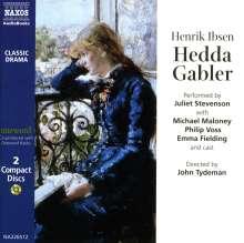 Hedda Gabler, CD