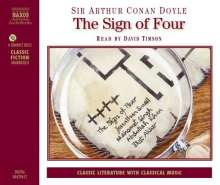 Arthur Conan Doyle: Sign of 4 4D, CD