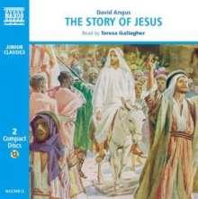Angus,David:The Story of Jesus, 2 CDs
