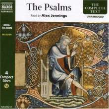 The Psalms, 4 CDs