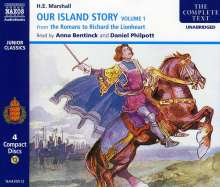 Our Island Story, CD