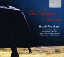 The Elephant Vanishes, CD