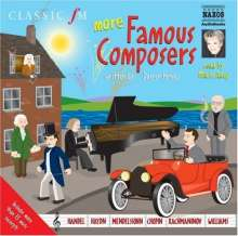 More Famous Composers, 2 CDs