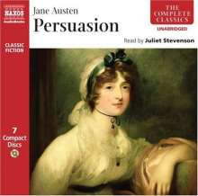 Austen,Jane:Persuasion (in engl.Spr.), 7 CDs