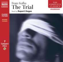 Franz Kafka: Kafka,Franz:The Trial, CD