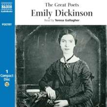 Great Poets - Emily Dic, CD