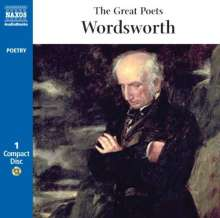 William Wordsworth (1770-1850): The Great Poets William Wordsworth, CD