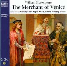 Merchant of Venice, 2 CDs