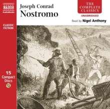 Joseph Conrad: Nostromo (Anthony) [15c, CD