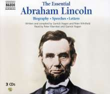 Essential Abraham Lincoln D, 3 CDs