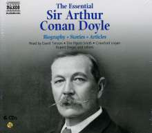The Essential Sir Arthur Conan Doyle, 6 CDs