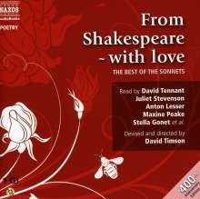 From Shakespeare - with Love, CD
