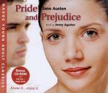 Pride and Prejudice, 3 CDs