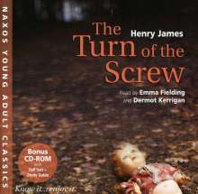 Emma Fielding: The Turn Of The Screw, CD