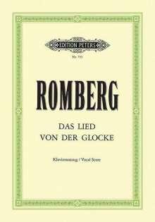 Andreas Romberg (1767-1821): Das Lied von der Glocke, Noten