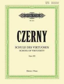 Carl Czerny (1791-1857): Schule der Geläufigkeit op. 299, Noten
