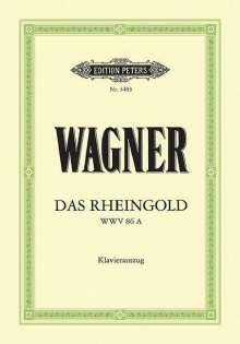 Richard Wagner (1813-1883): Das Rheingold (Oper in 4 Bildern) WWV 86a, Noten