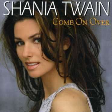 Shania Twain Come On Over Cd Jpc
