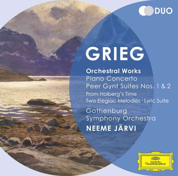 Edvard Grieg|Peer Gynt & Klavierkonzert