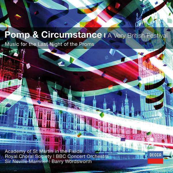 Pomp circumstance a very british festival cd jpc for Pomp and circumstance
