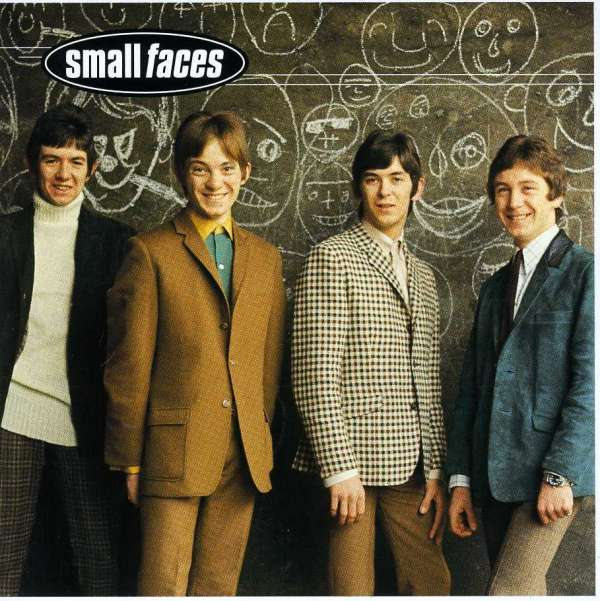 Small Faces From The Beginning Cd Jpc