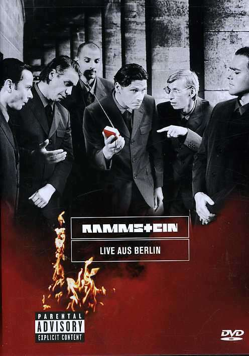rammstein live aus berlin 1998 dvd jpc. Black Bedroom Furniture Sets. Home Design Ideas
