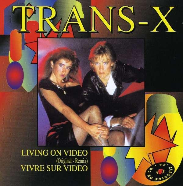 Trans X Living On Video