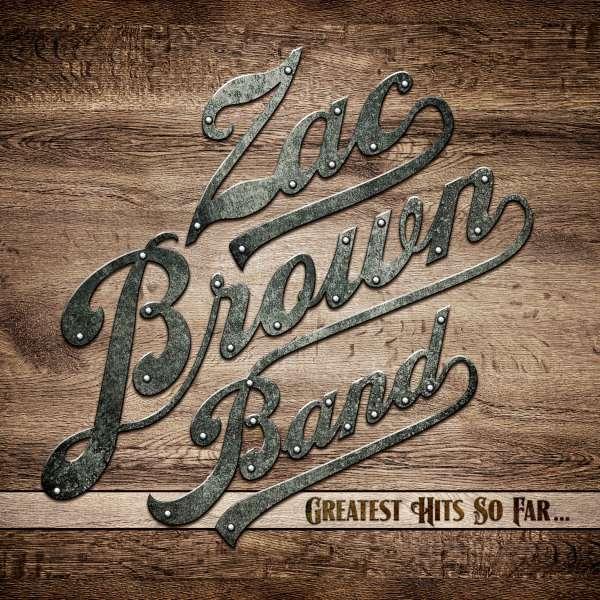 Zac Brown Band Greatest Hits So Far Cd Jpc