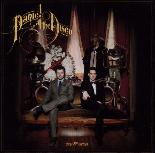 Panic At The Disco Vices Amp Virtues Cd Jpc