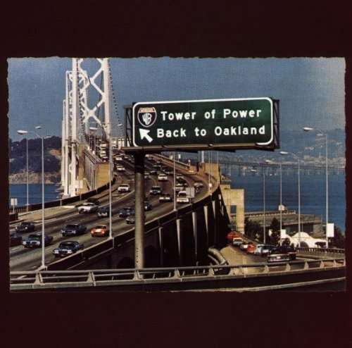 Tower Of Power Back To Oakland Cd Jpc
