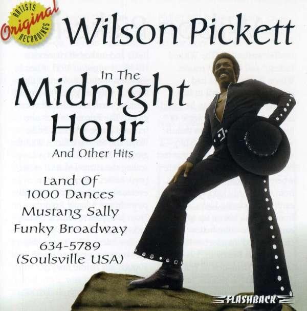 Wilson Pickett 634 5789 Soulsville USA Thats A Mans Way