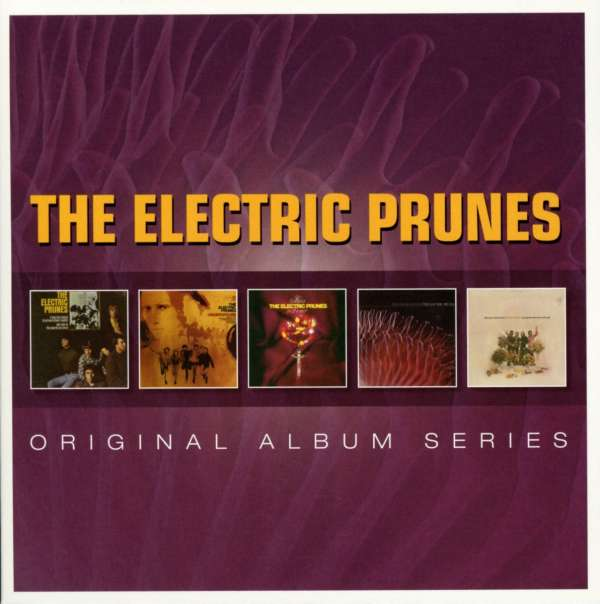 The Electric Prunes - Everybody Knows You're Not In Love- You've Never Had It Better
