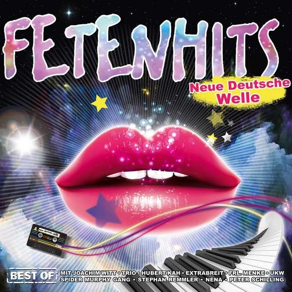 Fetenhits neue deutsche welle best of 3 cds jpc for Die neue deutsche welle