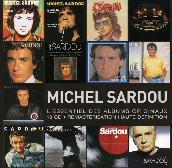 Bevorzugt Michel Sardou: L'Essentiel Albums Originaux (13 CDs) – jpc AA54