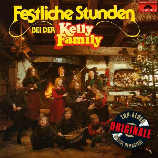 the kelly family festliche stunden bei der kelly family. Black Bedroom Furniture Sets. Home Design Ideas