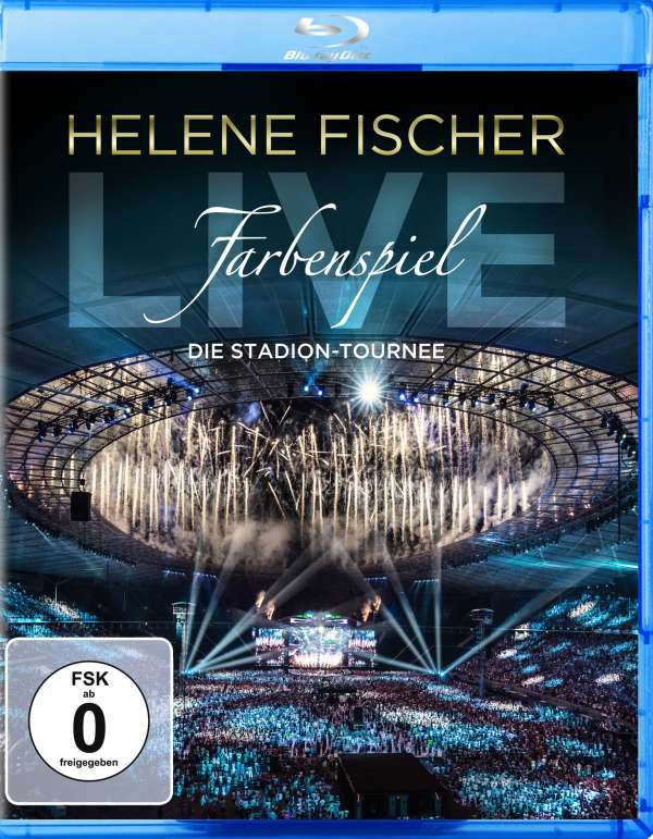 Helene Fischer Farbenspiel Live Die Stadion Tournee