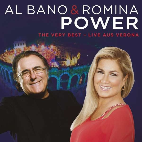 Kinder Al Baño Und Romina Power:Al Bano & Romina Power: The Very Best – Live aus Verona (CD) – jpc