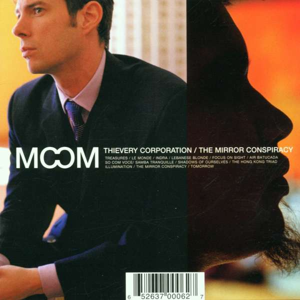 Thievery Corporation The Mirror Conspiracy Cd Jpc