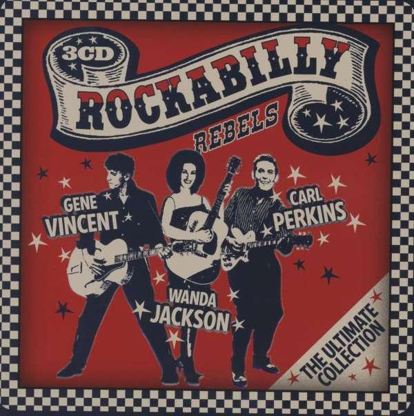 rockabilly rebels limited edition 3 cds jpc. Black Bedroom Furniture Sets. Home Design Ideas