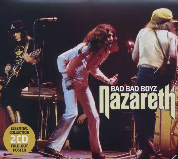 Nazareth Bad Bad Boyz Essential Collection 2 Cds Jpc