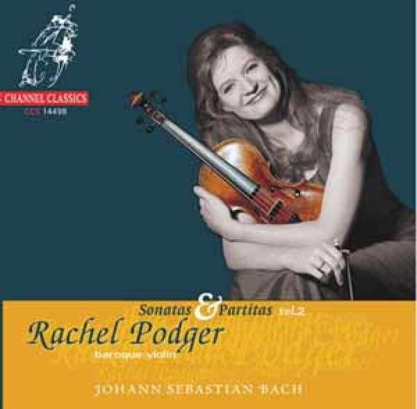 Rachel Podger - Johann Sebastian Bach J. S. Bach Violin Concertos