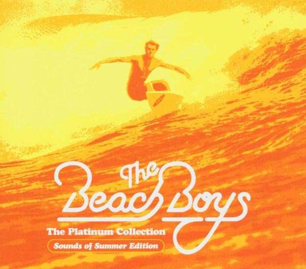 The Beach Boys Platinum Collection