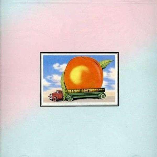 The Allman Brothers Band Eat A Peach Cd Jpc