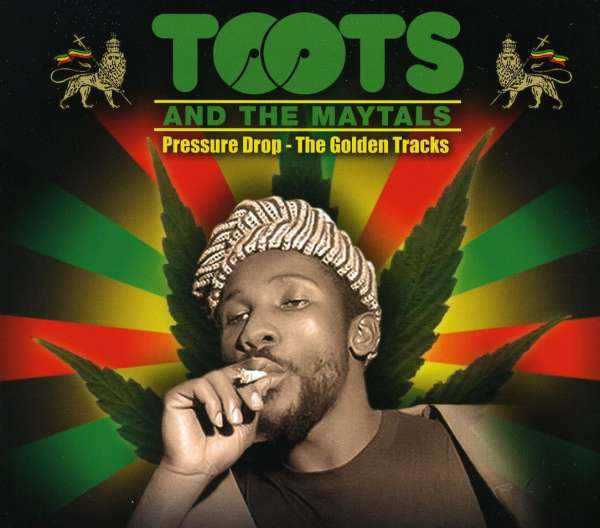 Toots Amp The Maytals Pressure Drop The Golden Track Cd Jpc