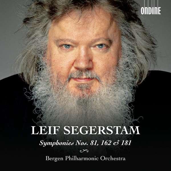 <b>Leif Segerstam</b>: Symphonien Nr.81,162,181 - 0761195117224