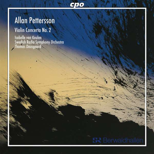 Allan Pettersson - Deutsches Symphonie-Orchester Berlin , Manfred Trojahn - Symphony No 6