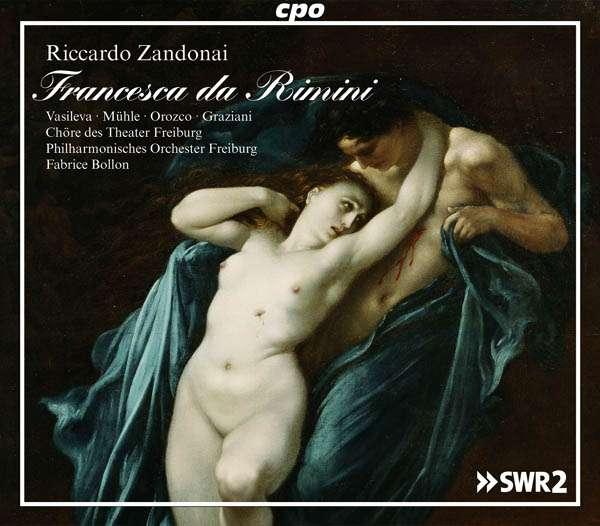 Francesca da Rimini-Zandonai 0761203796021