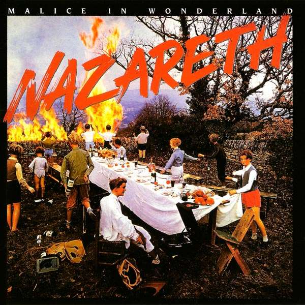 Nazareth Malice In Wonderland 180g Limited Edition