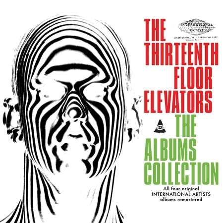 The 13th floor elevators the album collection box set for 14th floor elevators